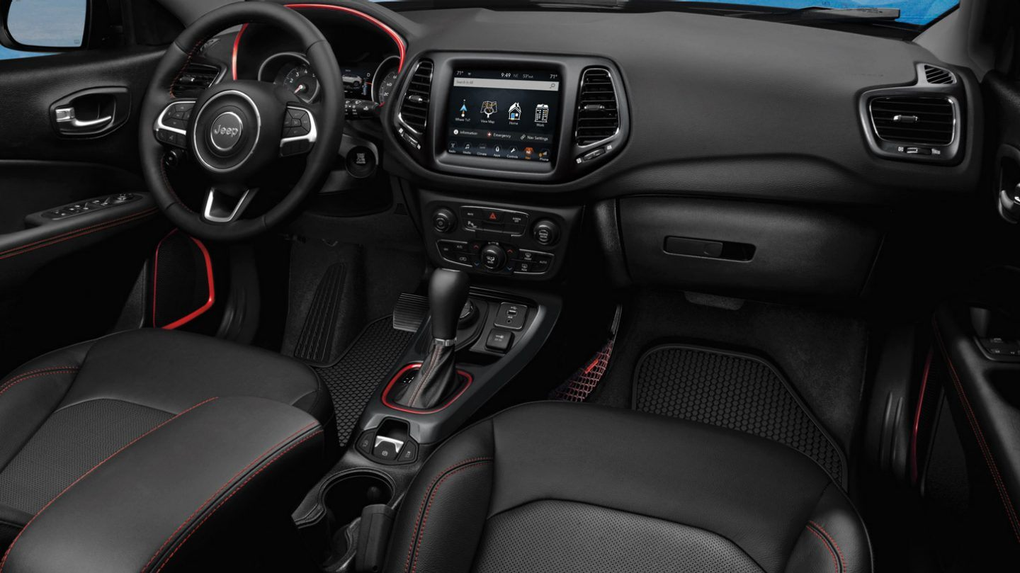 2020 Jeep Compass Interior Review Seating Infotainment