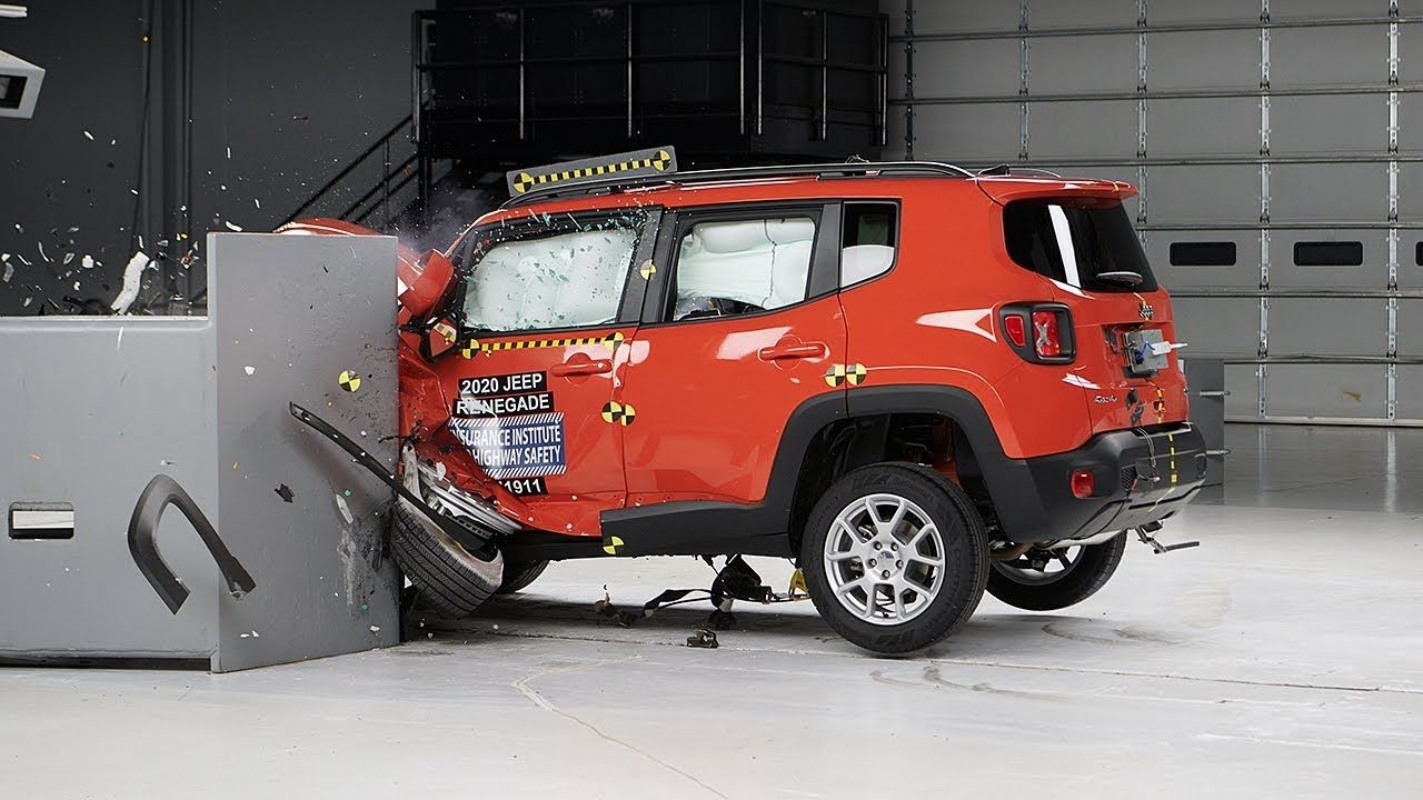 2021 jeep renegade safety ratings