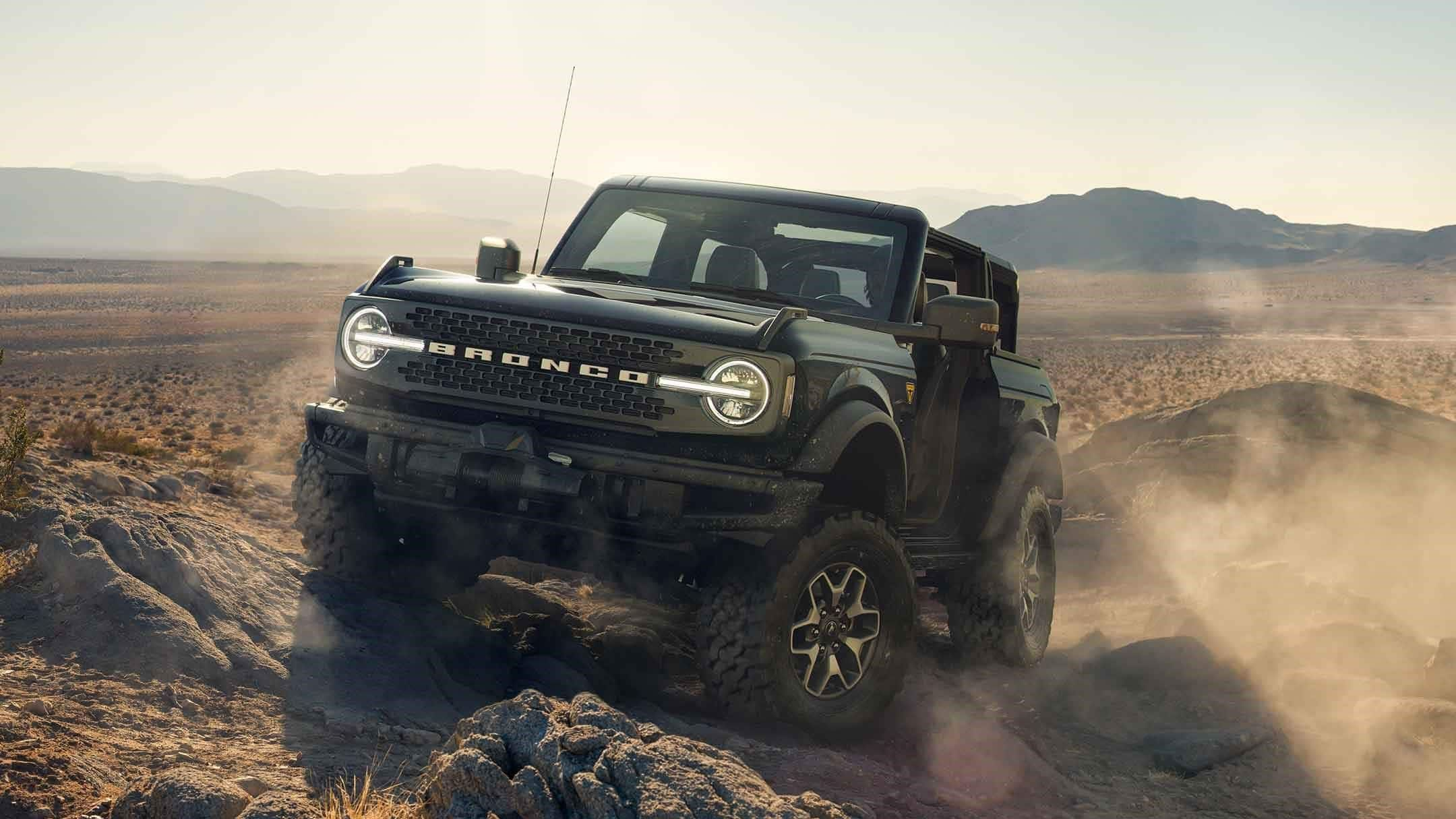 2021 ford bronco review  trims prices features