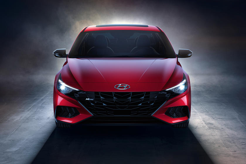 2021 hyundai elantra n line review prices release date performance and interior features 2021 hyundai elantra n line review