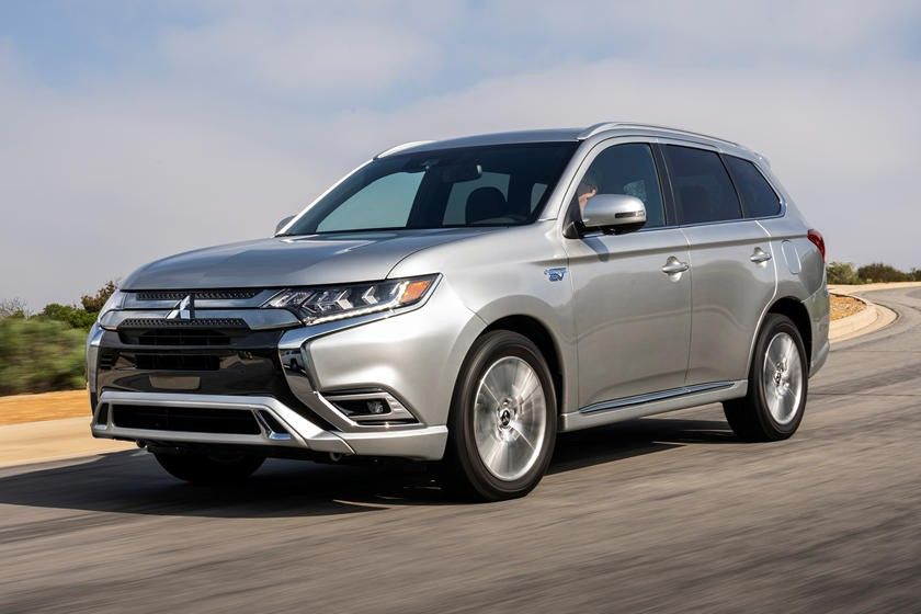 2021 mitsubishi outlander review: features, prices