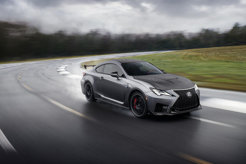2021 lexus rc f price, review, ratings and pictures