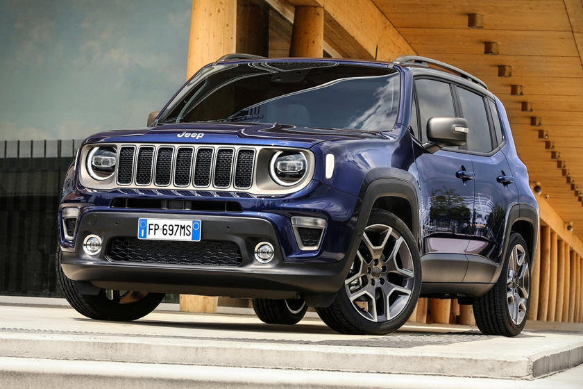 2021 Jeep Renegade reliability