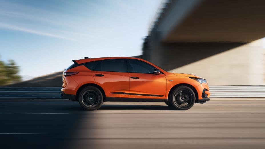 2021 Acura RDX PMC Edition Front View