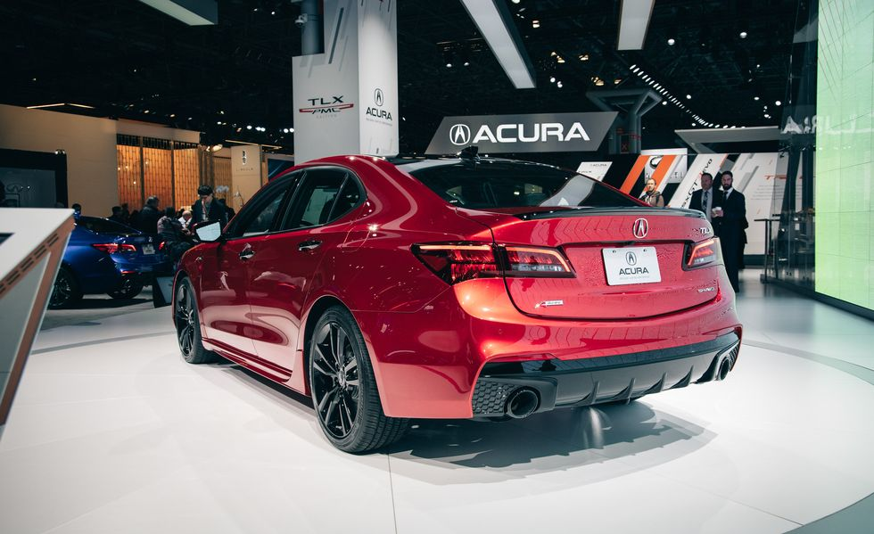 2021 acura tlx pmc edition review: price, performance