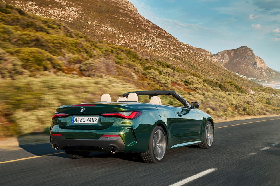 2021 BMW 4 Series Convertible Preview- Price, Release Date ...
