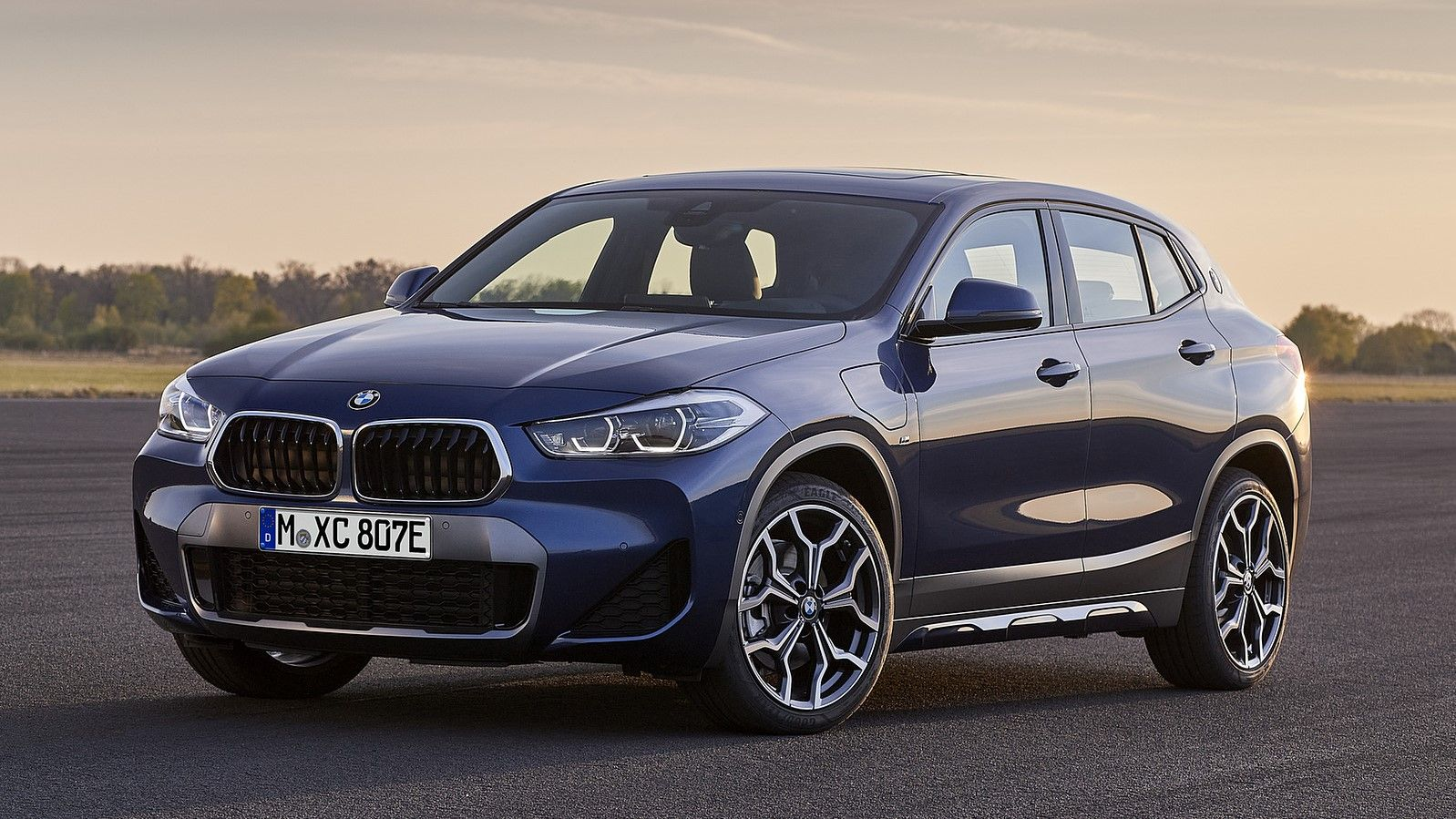 2021 bmw x2 phev review  trims prices charging time