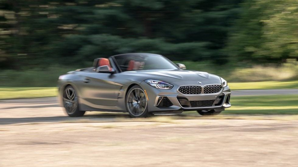 2021 bmw z4 review - prices, trims, features, performance