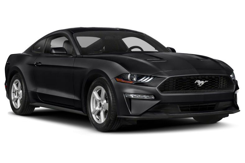 2021 Ford Mustang Gt Coupe Premium