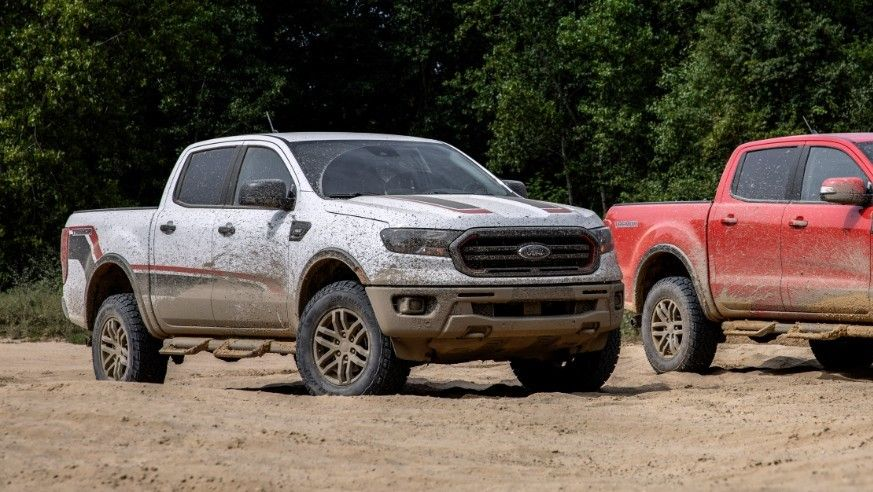 2021 Ford Ranger Tremor Off-Road Package