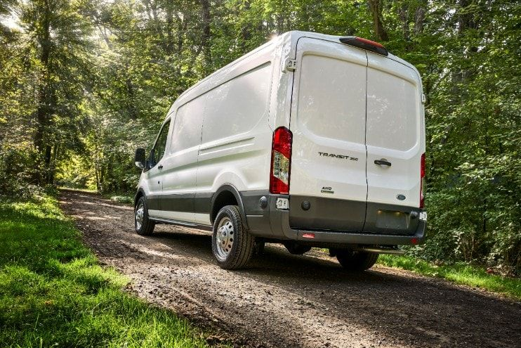 2021 Ford Transit Adventure Prep