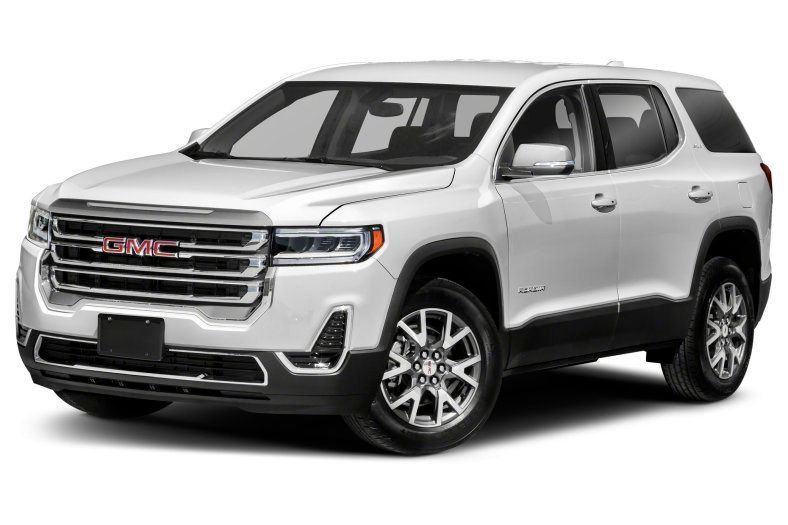 2021 gmc acadia slt review: price, performance, features