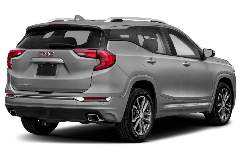 2021 GMC Terrain Denali Review- Price, Features ...
