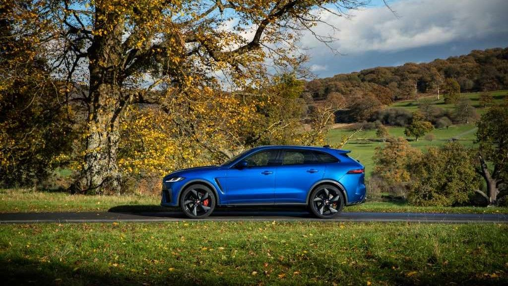 2021 jaguar f-pace svr preview- expected price, specs