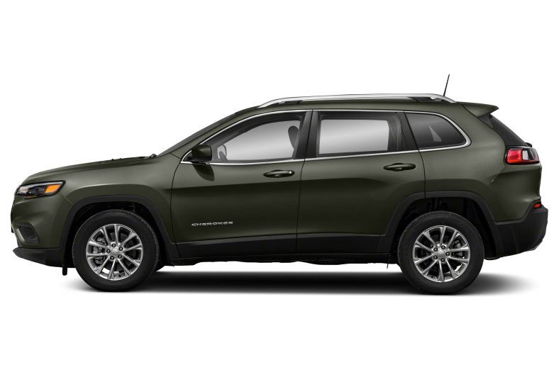 2021 Jeep Cherokee Latitude Lux right side view