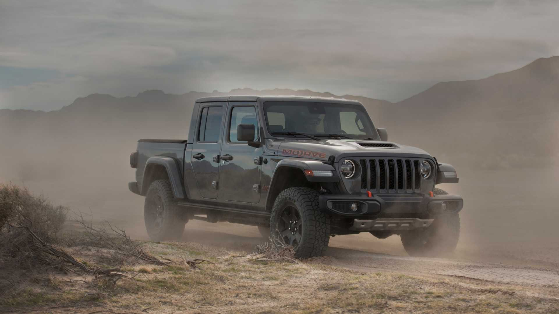 2021 jeep gladiator to get willy's and 80th anniversary
