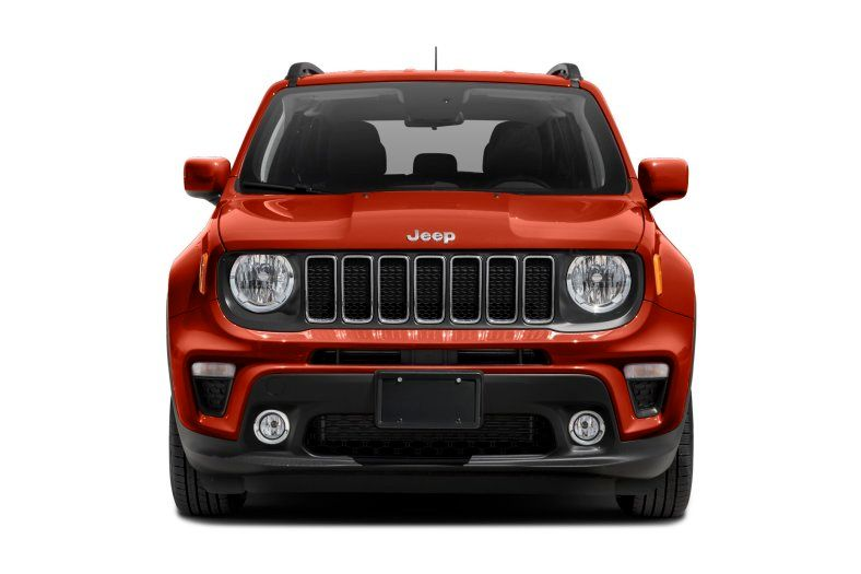 2021 Jeep Renegade Latitude Review front view