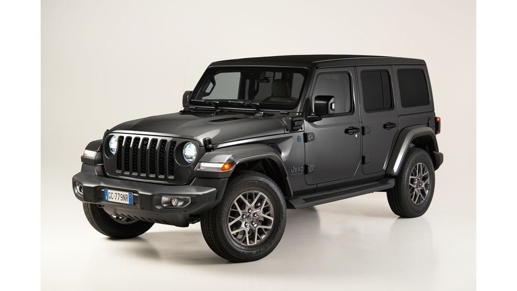 2021 Jeep Wrangler 4xe First Edition Preview- Expected ...