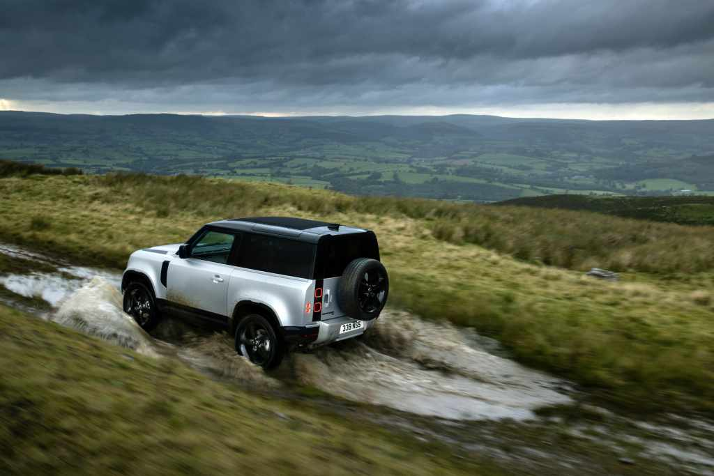 2021 Land Rover Defender Review- Trims, Packages, Off ...