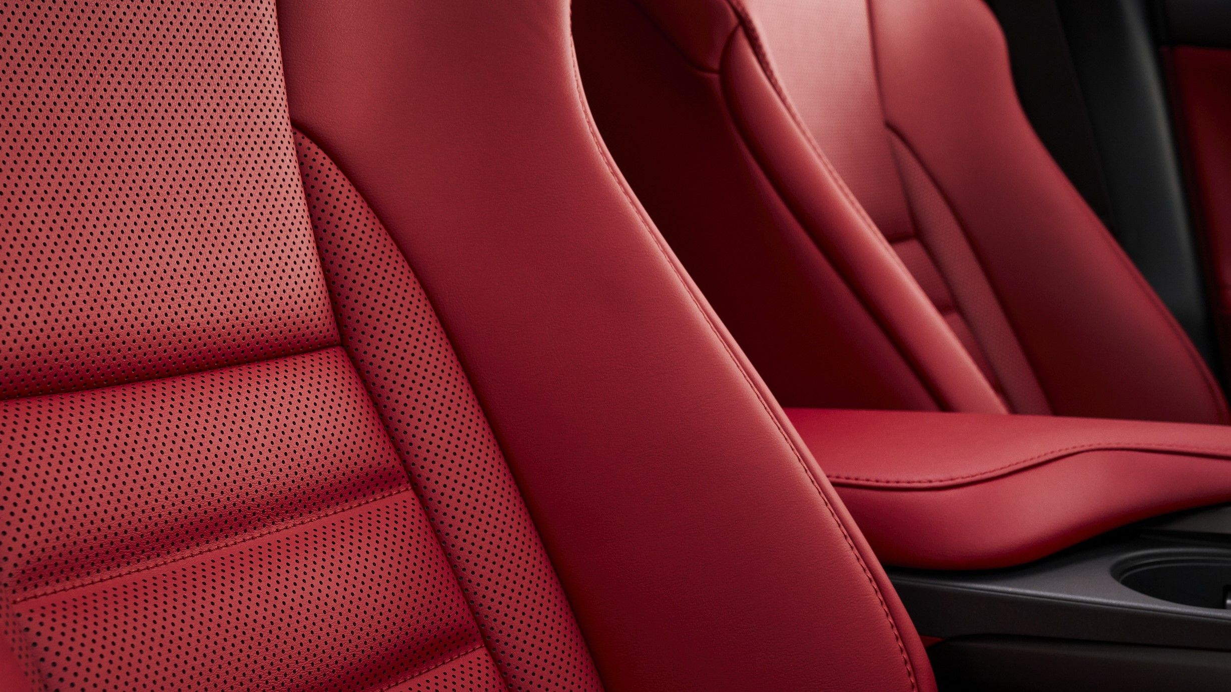 2021 lexus is 350 f sport interior perforated leather
