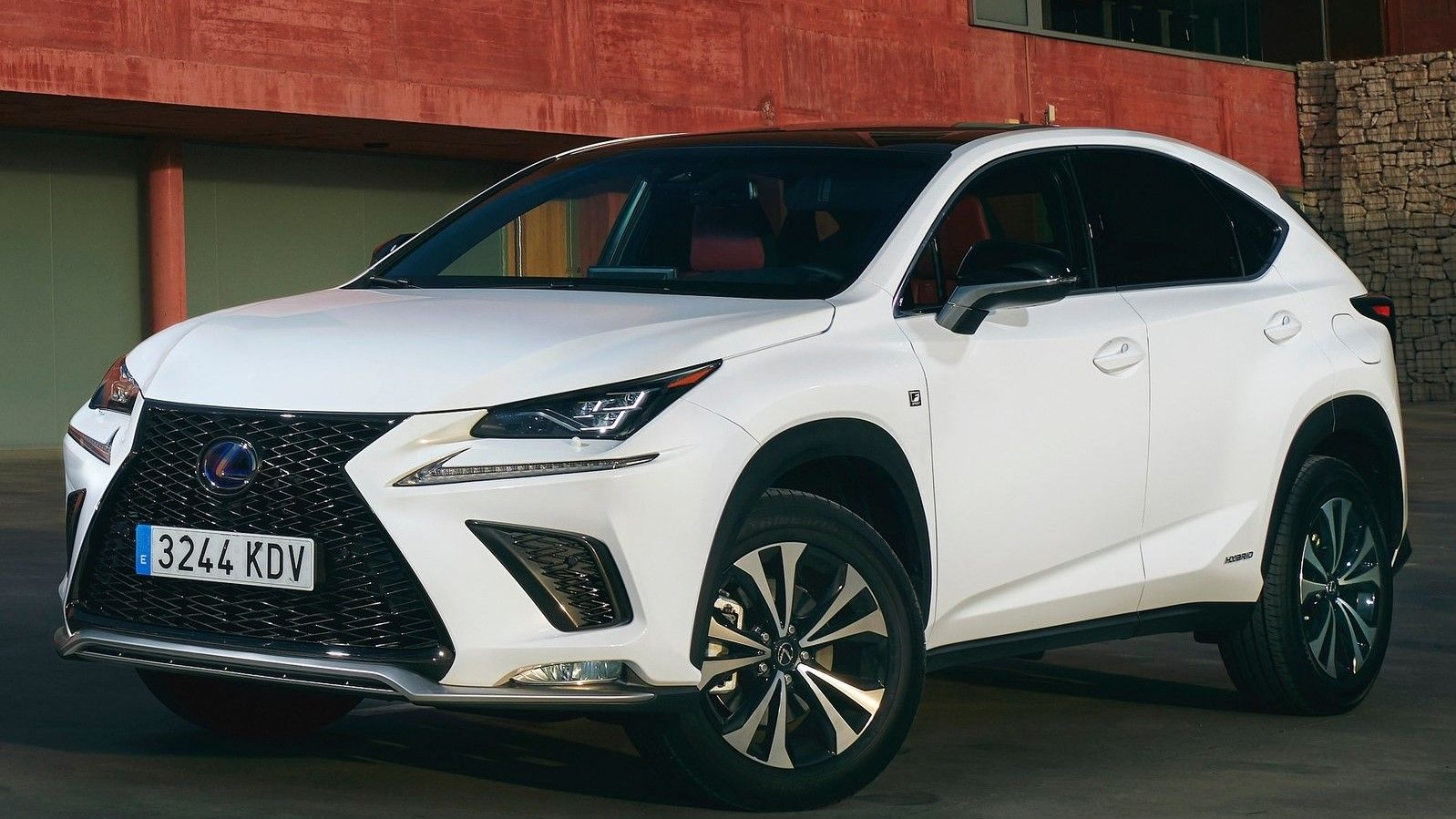 2021 lexus nx 300h review- price, features, performance