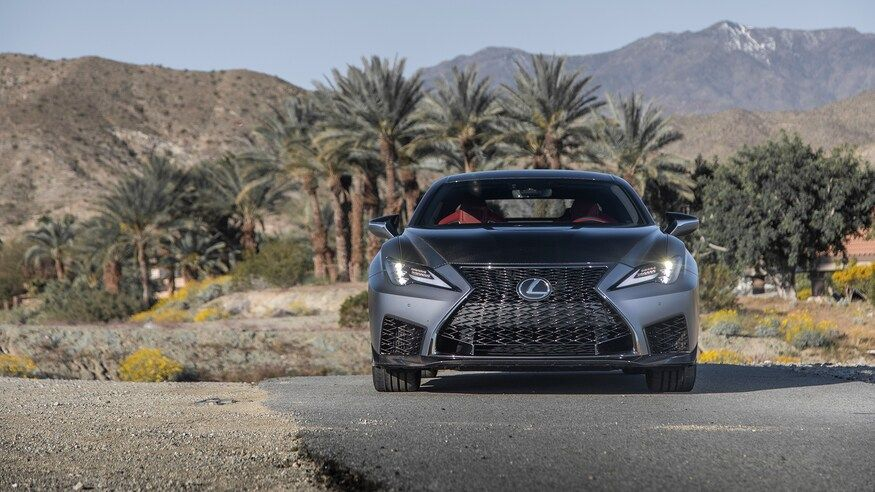 2021 lexus rc f fuji speedway edition- features, engine