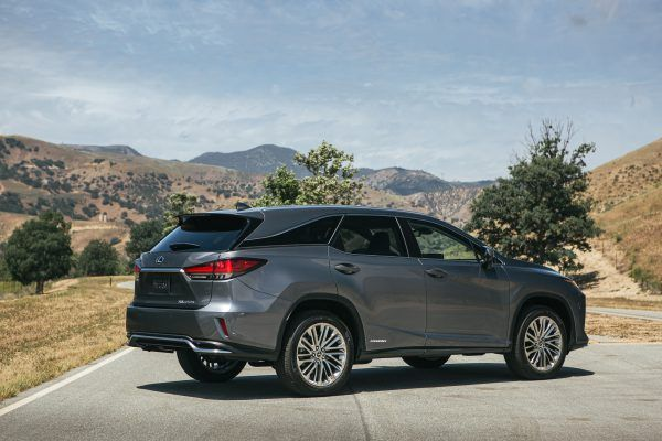 2021 lexus rx 350l review trims price interiors specs