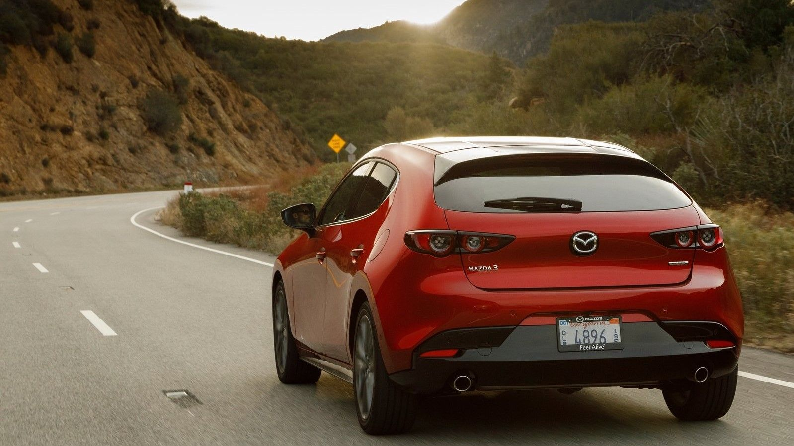 2021 mazda 3 hatchback review: trims, features, prices