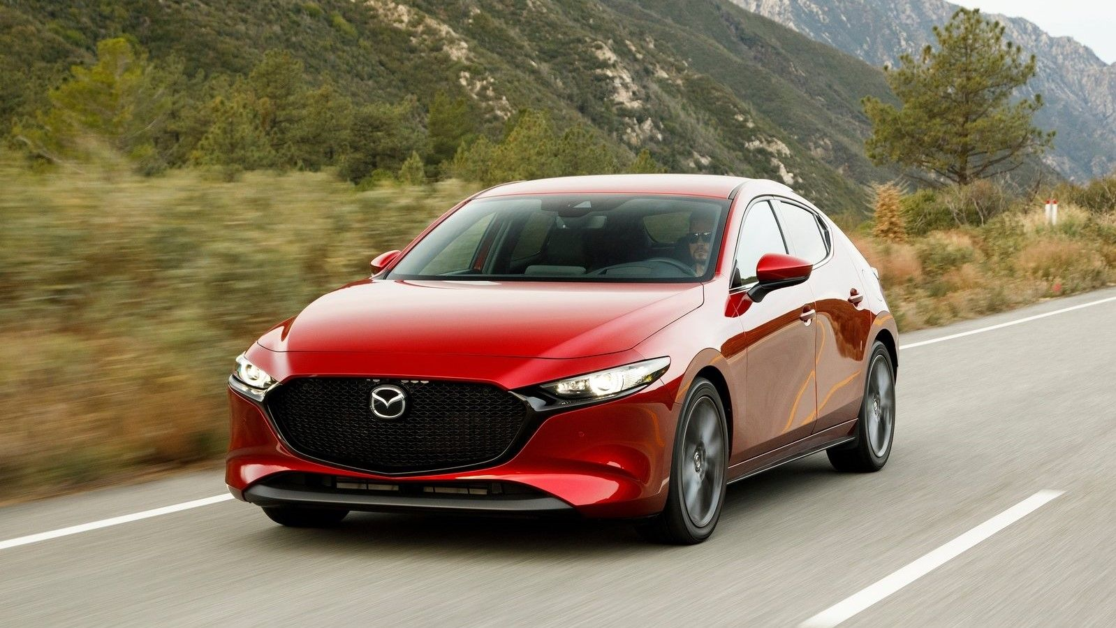 2021 Mazda 3 Hatchback Review: Trims, Features, Prices ...