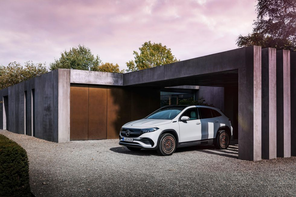2022 Mercedes-Benz EQA