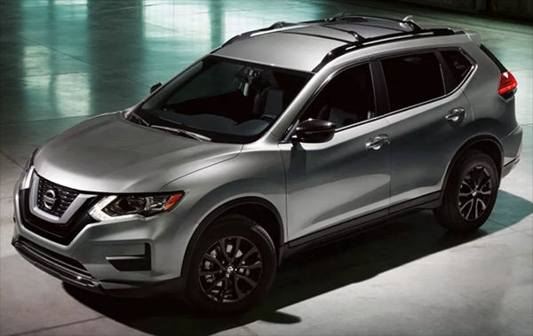 2021 nissan rogue sv - review - price, features, cargo