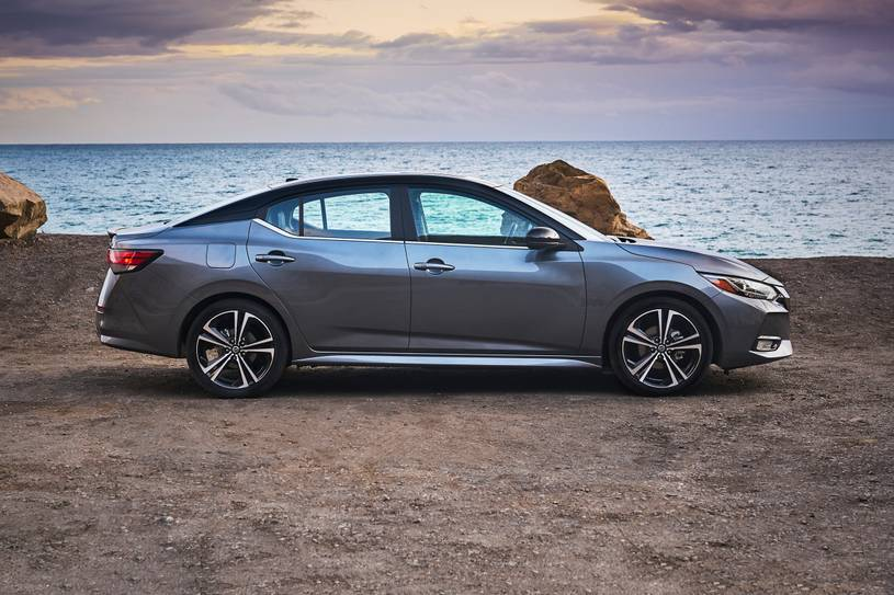 2021 nissan sentra s review - price, features, cargo