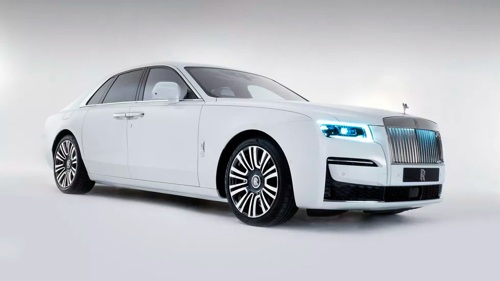 2021 Rolls-Royce Ghost Review