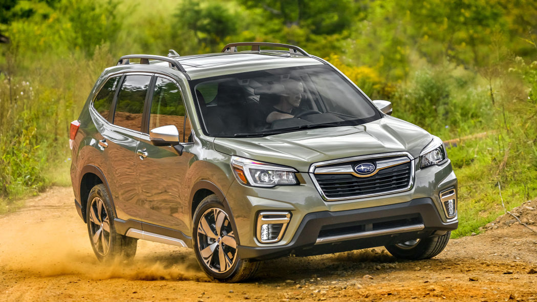 2021 SUBARU FORESTER TOURING REVIEW: Price, Performance ...
