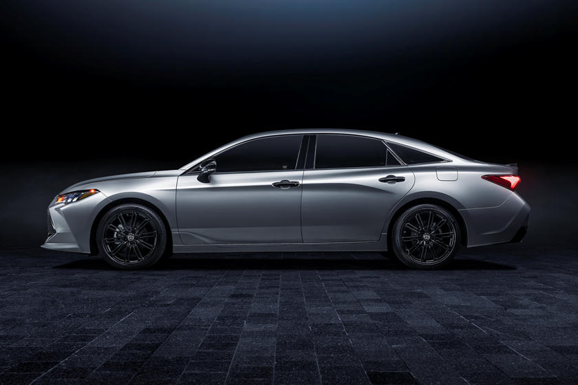 2021 toyota avalon now comes with a nightshade edition and
