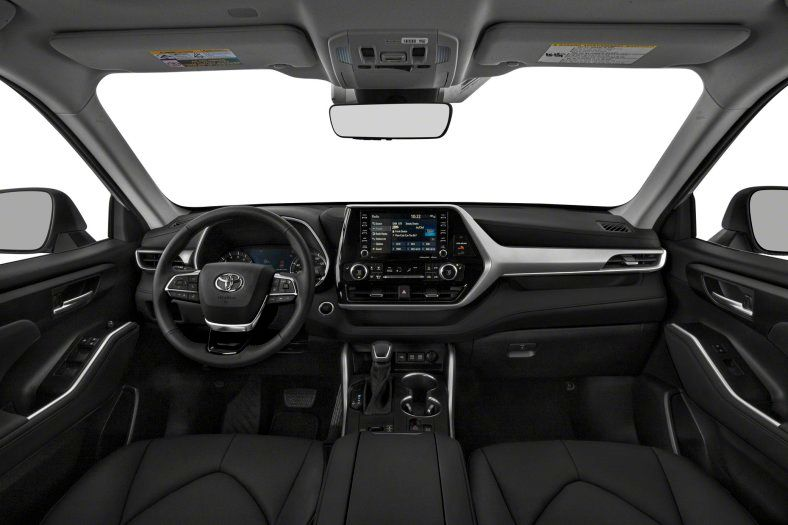 2021 toyota highlander xle review - price, features