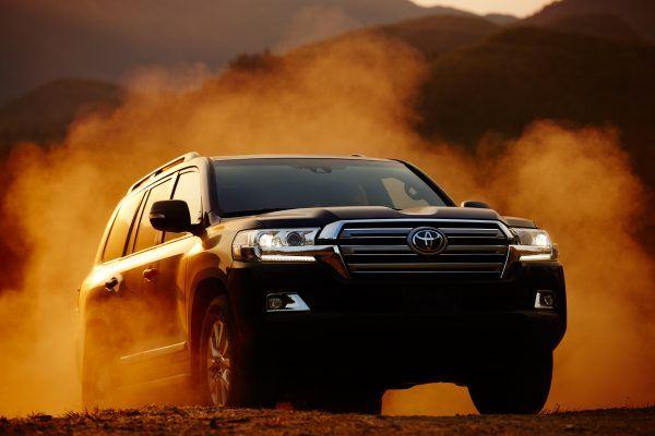 2021 Toyota Land Cruiser Review