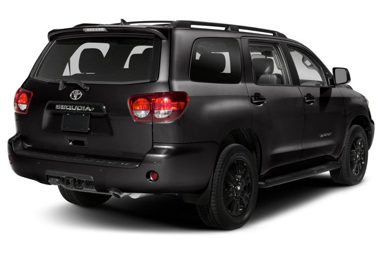 2021 toyota sequoia trd sport - review - price, features