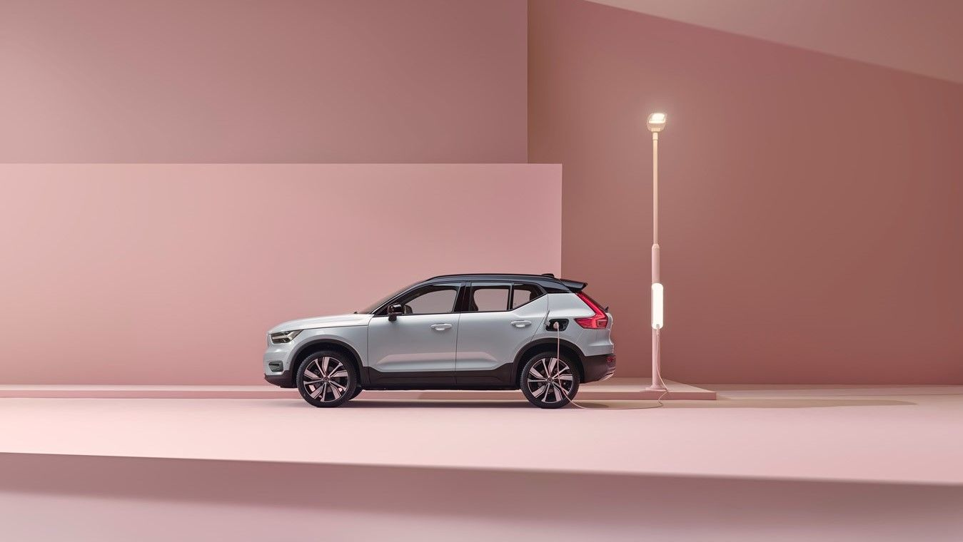2021 Volvo XC40 Recharge Electric SUV2021 Volvo XC40 Recharge Electric SUV