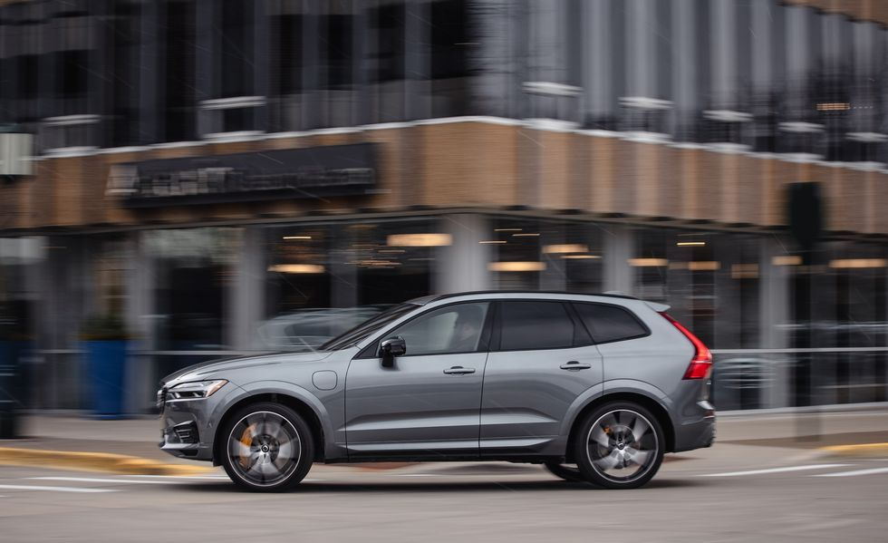 2021 volvo xc60 t8 polestar review - price, features