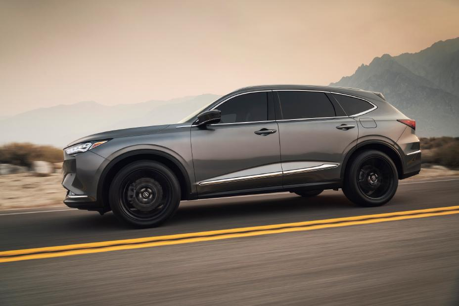 2022 Acura MDX First Look exterior images
