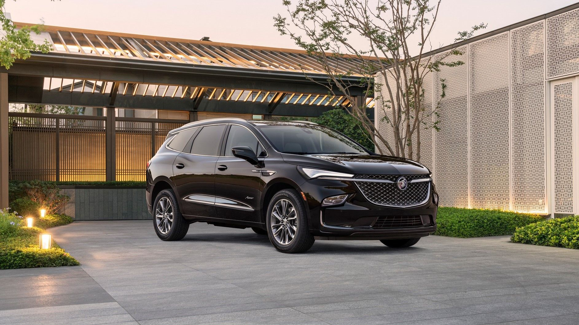 2022 Buick Enclave SUV First Look