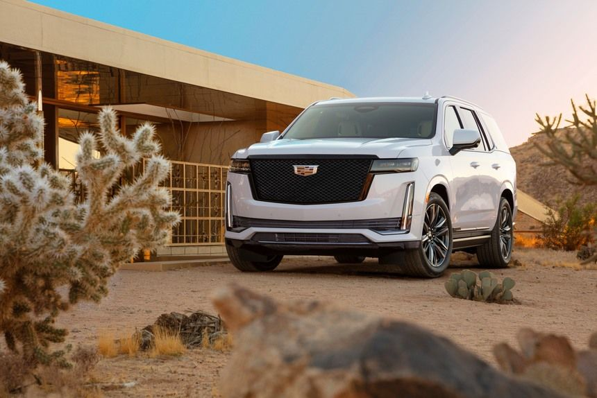 2022 Cadillac Escalade V Preview- Release Date, Performance, Interior, Specs, Features,Trims, Rivals