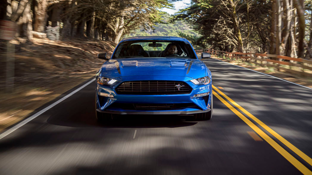Images Of 2022 Ford Mustang