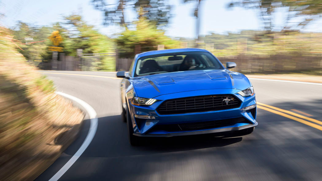 2022 Ford Mustang Pictures