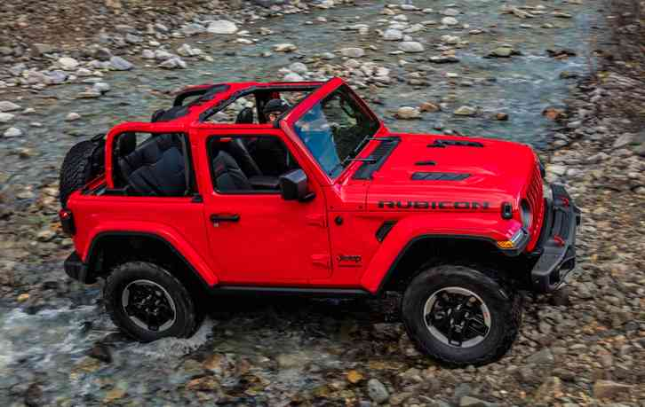 2022 jeep wrangler review: expected price, specs, release