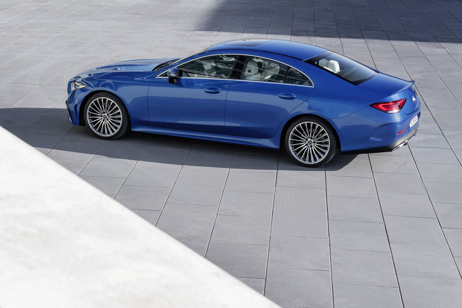 2022 Mercedes-Benz CLS Revealed With MBUX Infotainment, 0-60 Time Of 4.7 Seconds