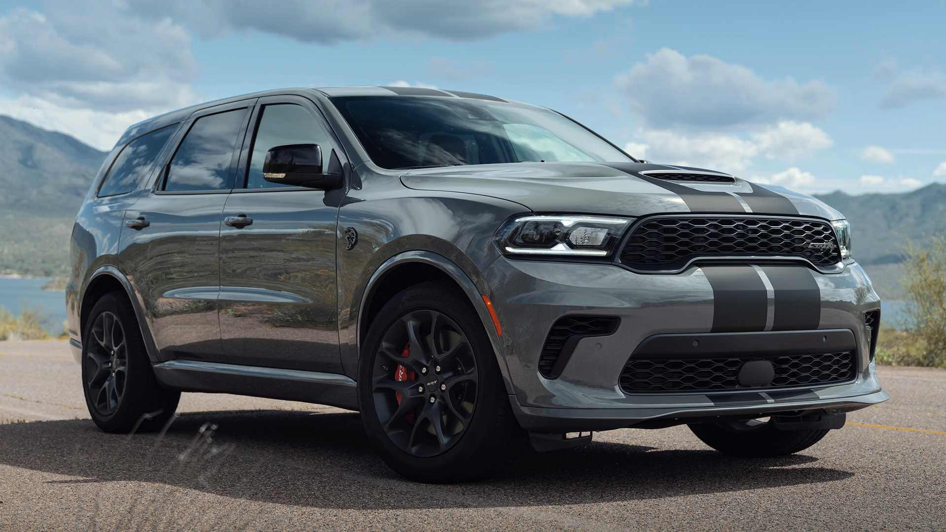 Dodge Durango SRT Hellcat Orders Closed As It Gets Sold Out Completely For 2021