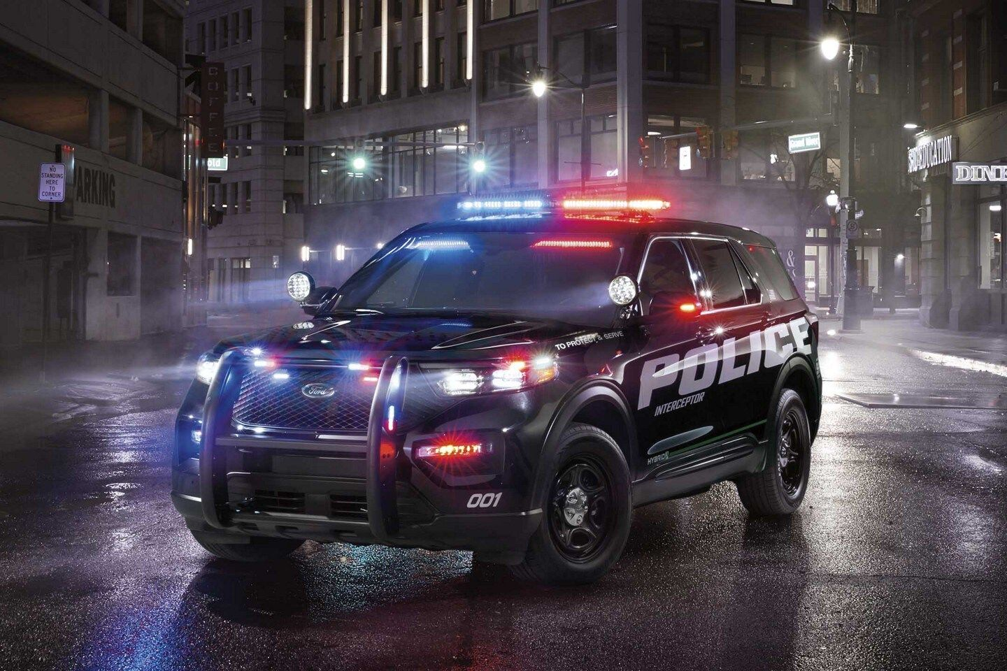 Ford Recalls 286 Explorer Police Interceptors And Lincoln Aviators