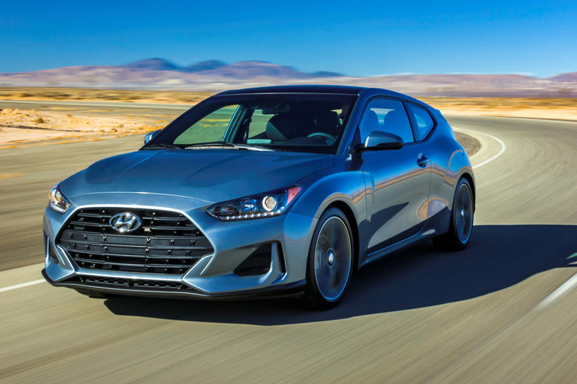 Hyundai Could Discontinue The Veloster Hatchback In The US!